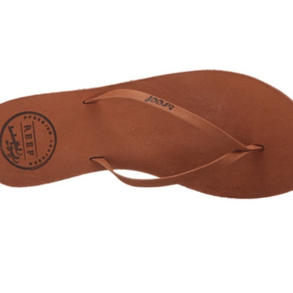 9e8caec249d1 Reef Uptown Leather Sandals Brown. M 5a87631c05f430aa2d475311
